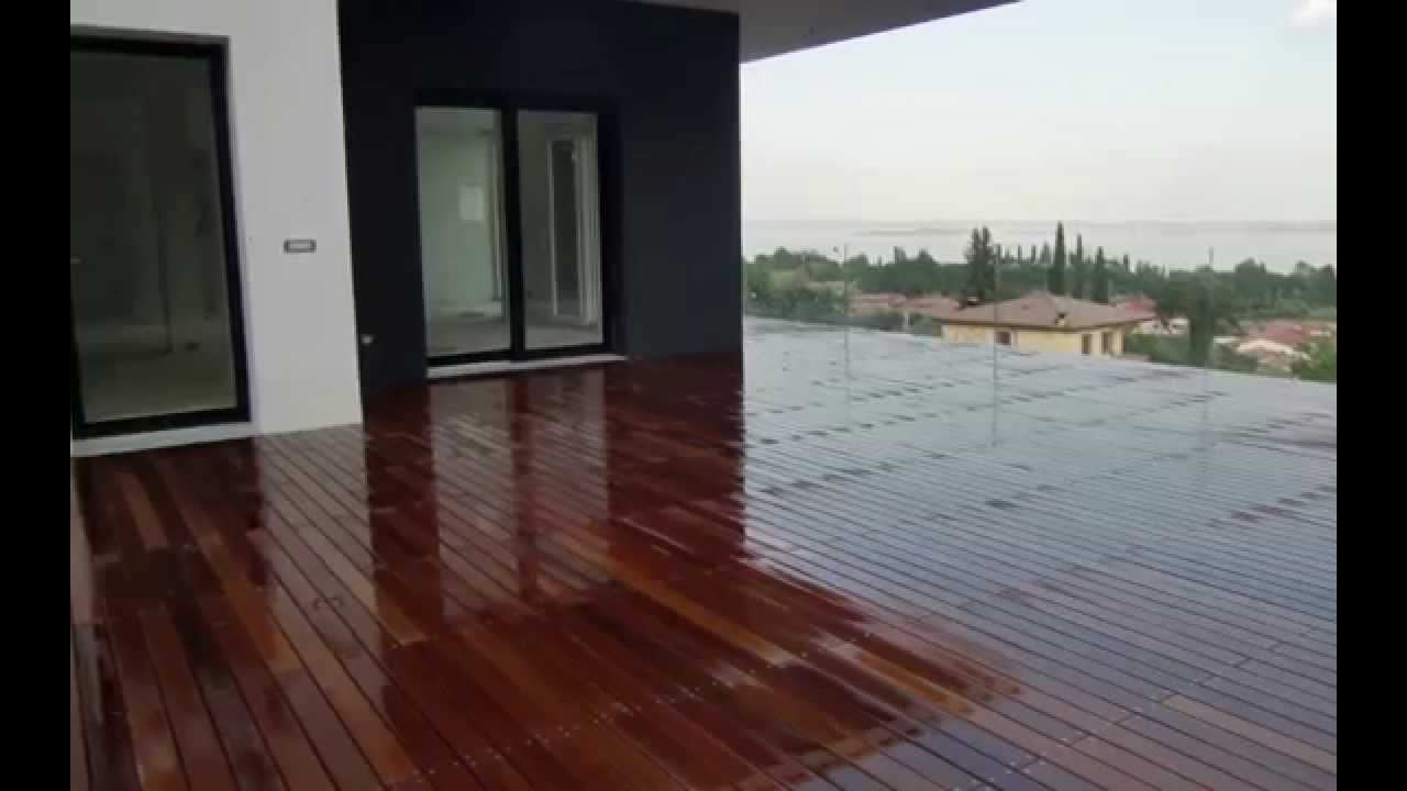 Teak pavimenti per esterni in legno decking youtube