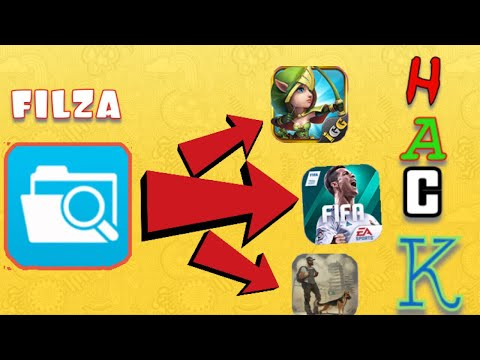How To Hack Games Using Filza File Manger | IOS 11-12.4 JAILBREAK
