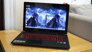 Lenovo Y50 Touch Review & Gameplay