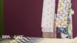 Правильная покраска стены из гипсокартона