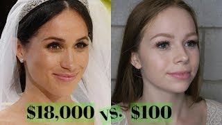 Meghan Markle Royal Wedding Makeup Tutorial | All Affordable Products