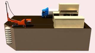 видео Цементация грунтов от компании URETEK
