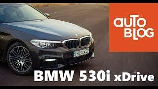 Великолепная пятерка - тест-обзор BMW 530i xDrive G30