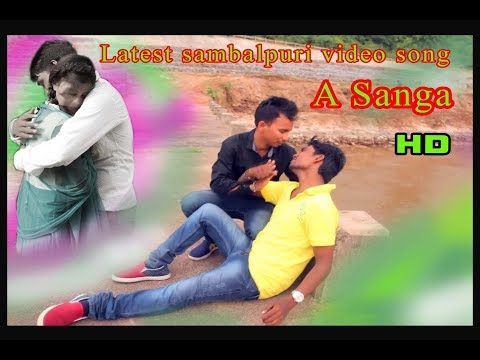 RE SANGA New sambalpuri heart touching video song.....