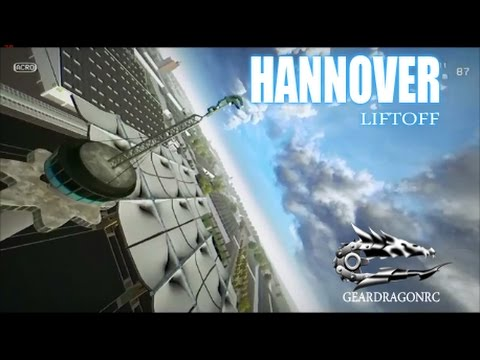 Dive buildings in LIFTOFF! (NEW Hannover Real World Environment)