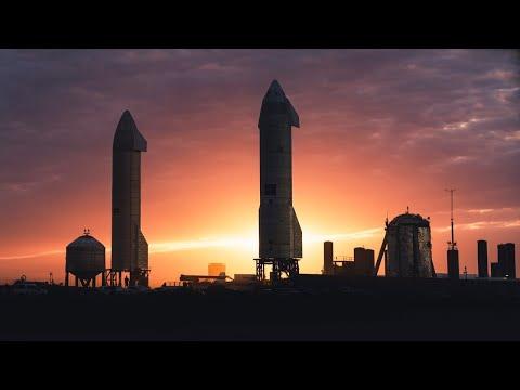 Starship   SN9   High-Altitude Flight Test
