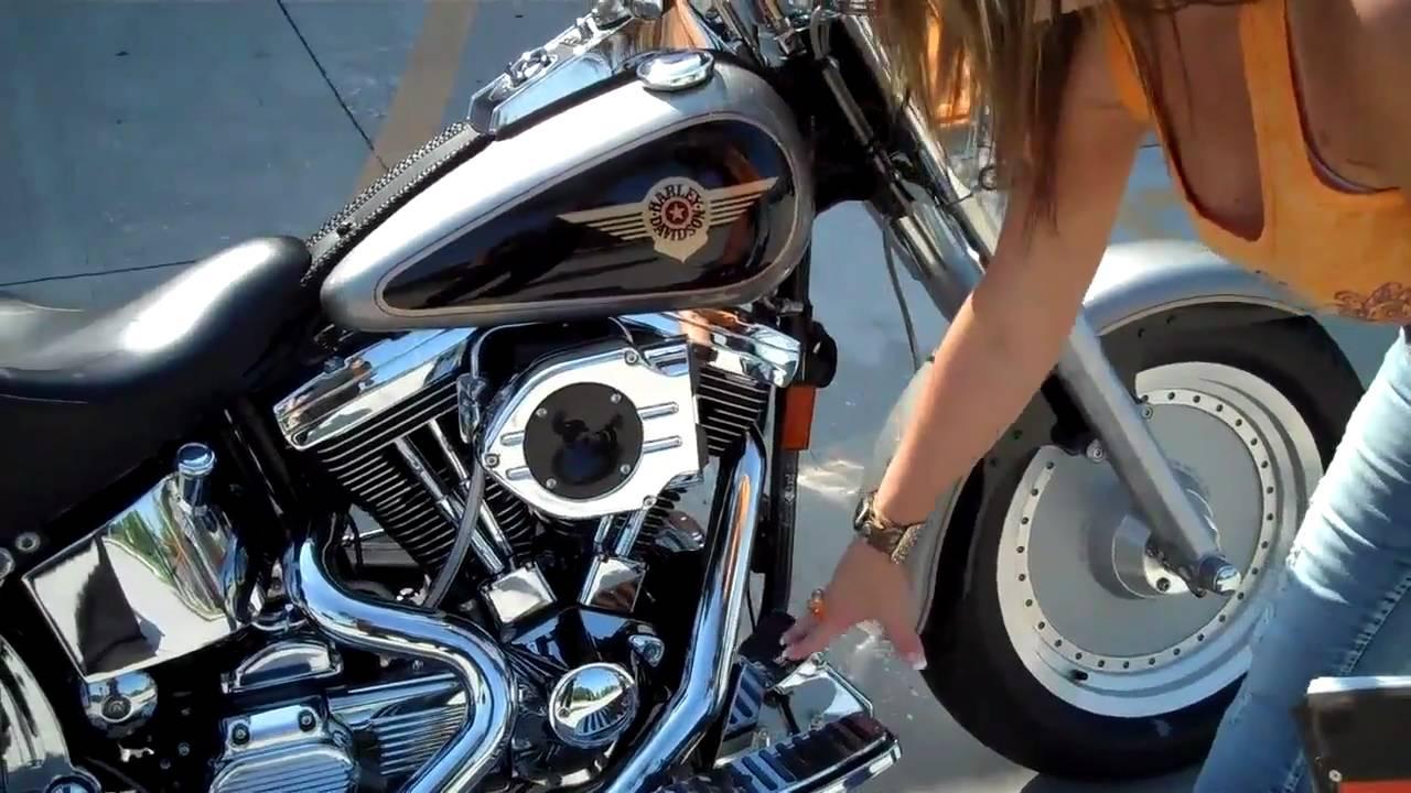 Harley Davidson Flstf Fat Boy For Sale