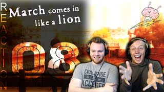 SOS Bros React - March Comes Like a Lion Season 2 Episode 8 - Total Stranger or Best Friend?!