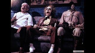 Комедийные фильмы ужасов