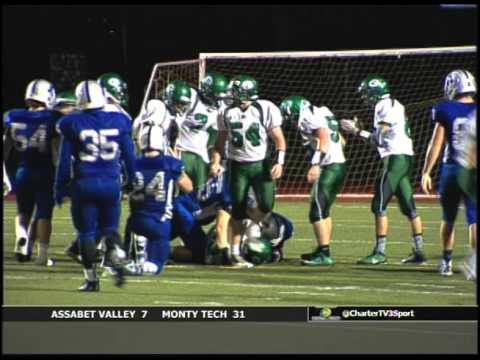 Friday Night Football Frenzy Week 5 - 10/9/2015