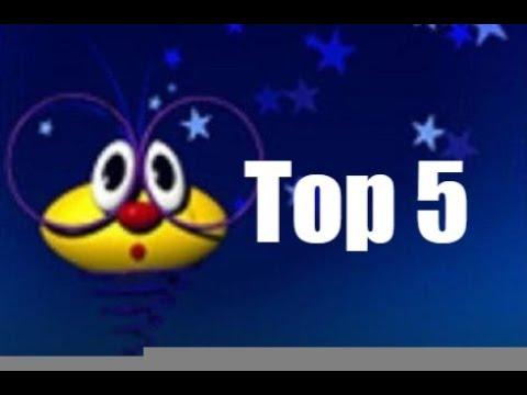 TOP 5 - Provale koje su obelezile slagalicu (smesno)