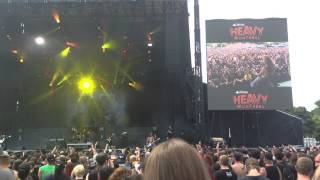 Heavy Montreal 2014, Day 2 - Death Angel
