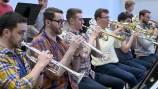 the u m symphony band presents a concert of historical significance