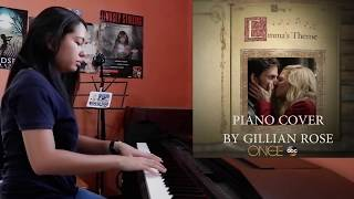 Emma's Theme Once Upon A Time (piano cover by Gillian Rose)
