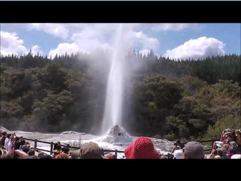 Rotorua, New Zealand - Geothermal Wonderland