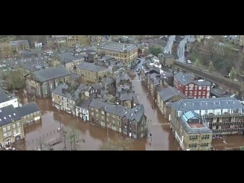The Hebden Bridge Floods Our Story