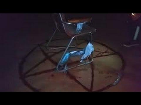 (abandoned-school)-found-satanic-ritual