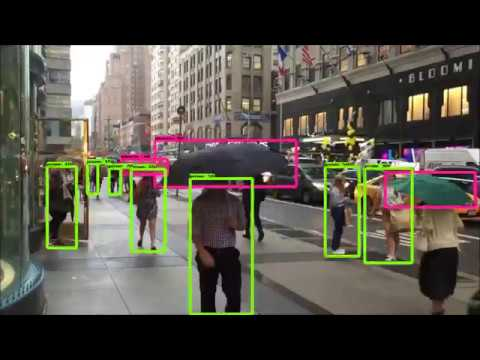 Object Detection with Tensorflow API
