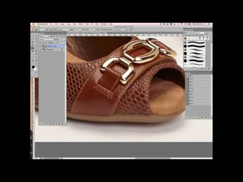Shoe Retouching High Quality