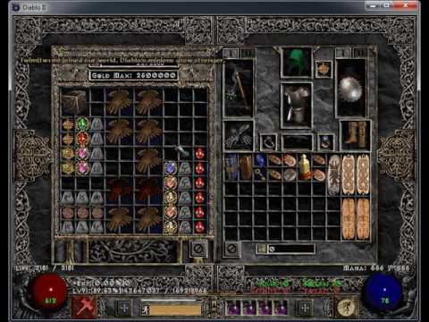 Diablo  Crafted Gloves