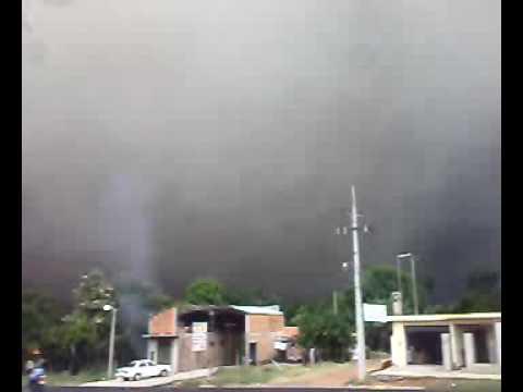 Emiten alerta de tormentas para seis departamentos