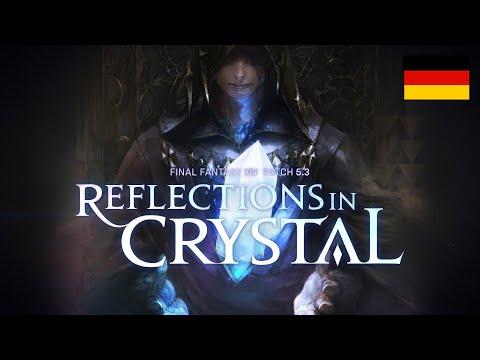 """Reflections in Crystal""-Trailer für FFXIV (Patch 5.3)"