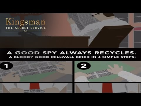 The Kingsman Way | A Lesson In: Bearing Bad News | 20th Century FOX