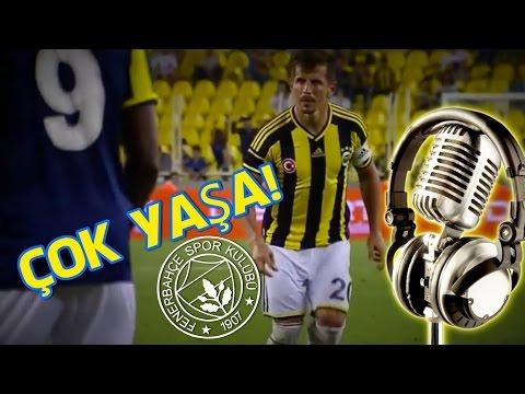 """Fenerbahçe'ye yeni şarkı """"Sen çok yaşa!"""" by Barış Aktaş"""