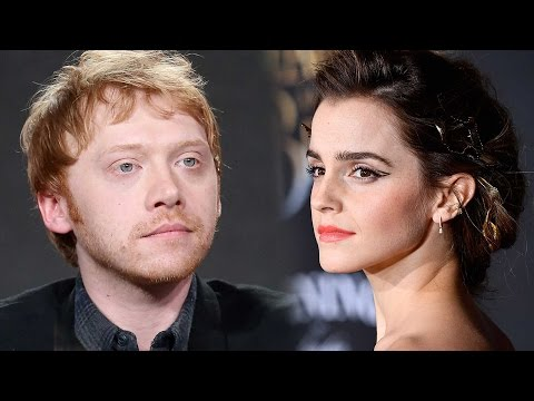 Emma Watson Gushes Over Meeting Celine Dion, Rupert Grint Talks Getting Mistaken for Ed Sheeran