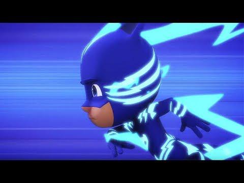 PJ Masks Full Episodes 2017 - SPEED RACING CATBOY - 1 Hour Compilation