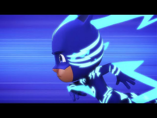 PJ Masks Full Episodes - SPEED RACING CATBOY | 1 Hour Compilation | Cartoons for Children #91