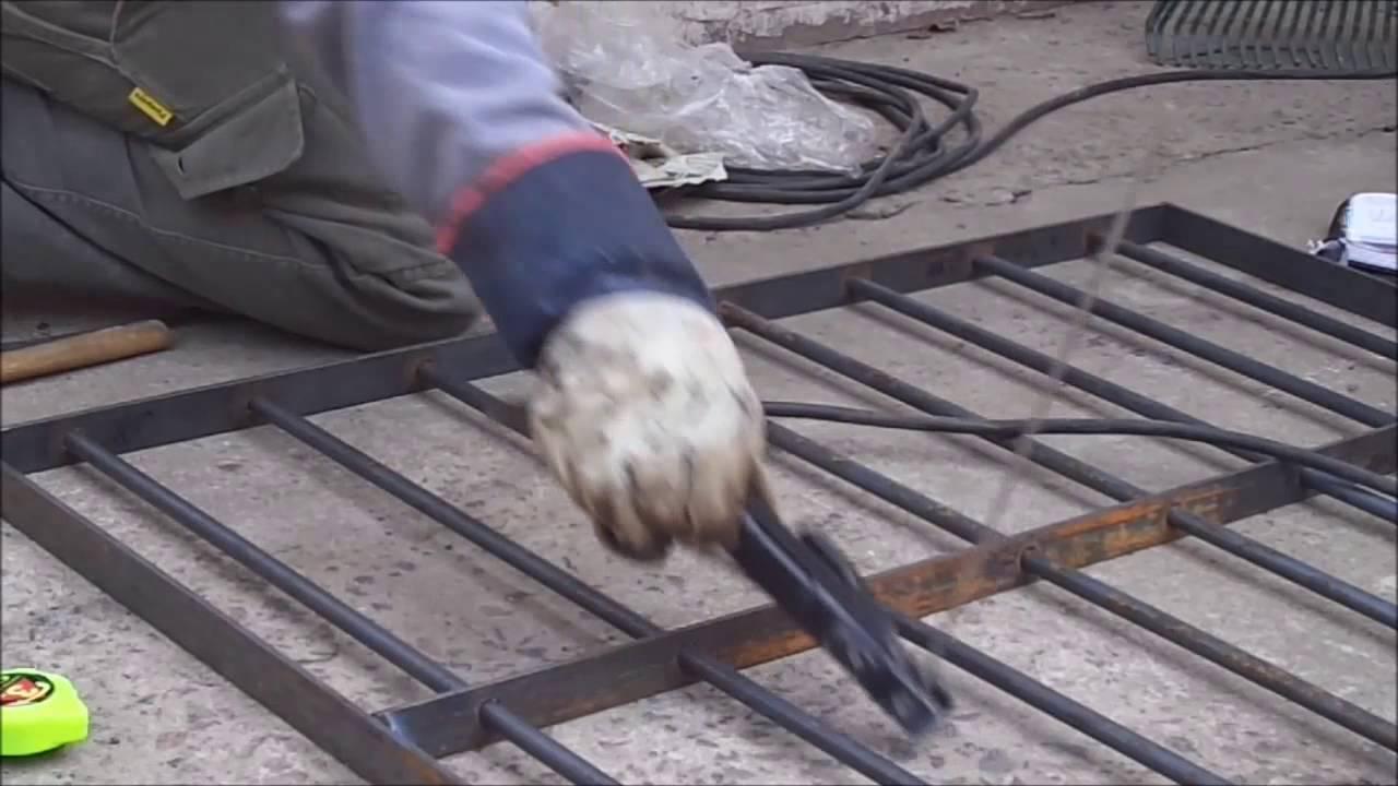Como hacer rejas para ventanas soldadura tutorial unico for Cuanto cuesta hacer una pileta de material 2016
