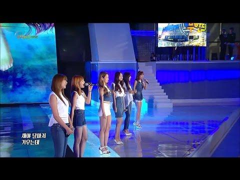【TVPP】Apink - Sea Bird, 에이핑크 - 바다새 @ Infinite Dream MBC Live