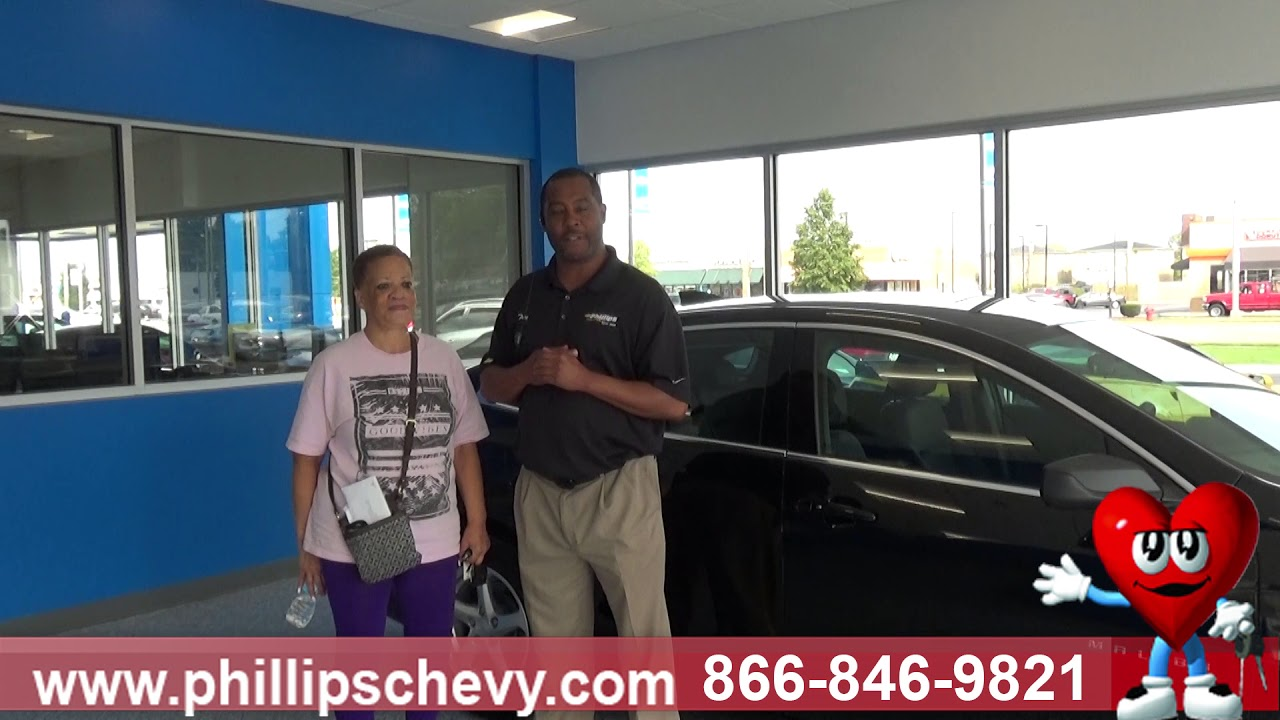 Chevy Cruze Customer Review Phillips Chevrolet Chicago - Chevrolet dealers in chicago