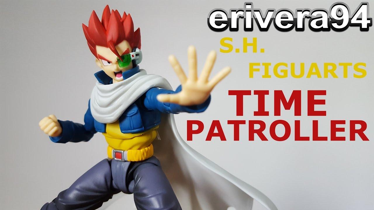 DragonBall Z SH Figuarts Time Patroller Xenoverse Action Figure
