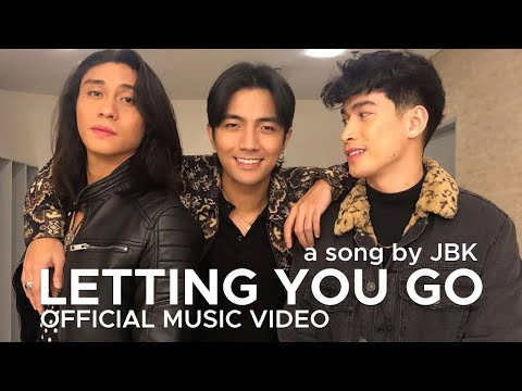 LETTING YOU GO by JBK (OFFICIAL MUSIC VIDEO) / OST