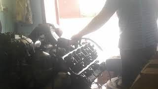 ЯМЗ 236 первый пуск после кап ремонта