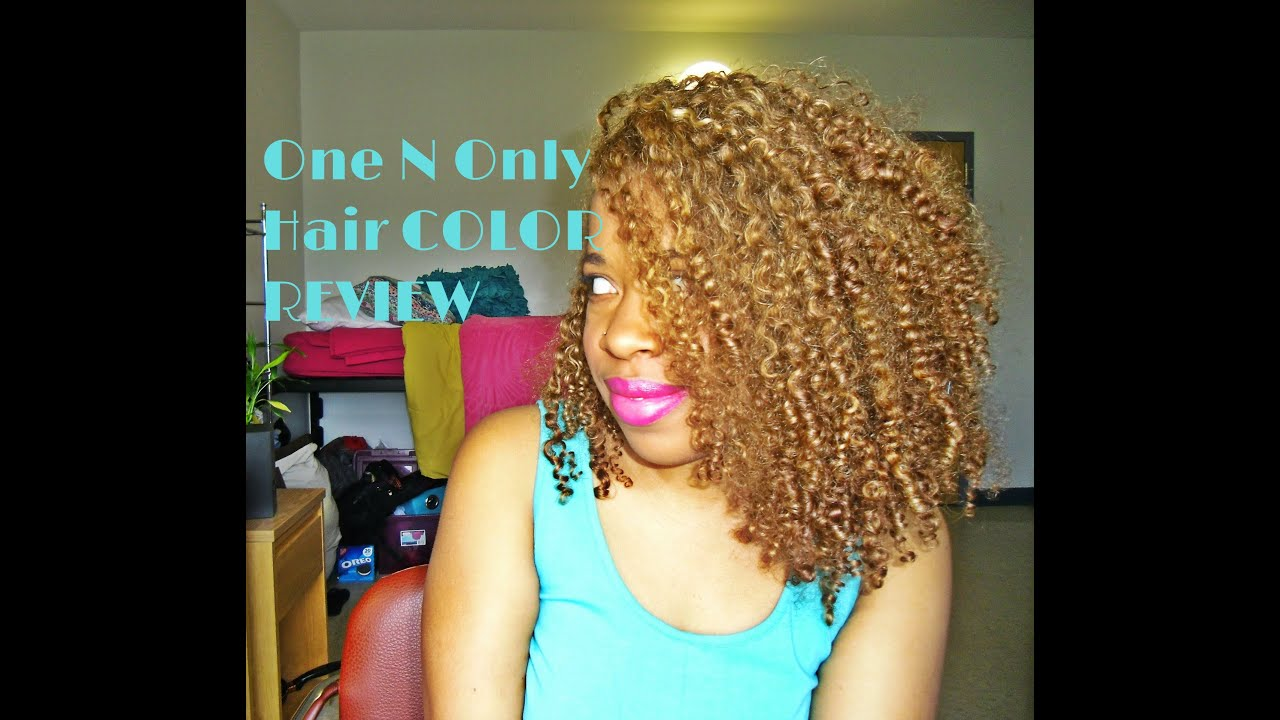 Argan Oil Hair Color 7n Review Cosmetik