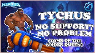 Grubby   Heroes of the Storm - Tychus - No Support? No Problem - HL 2018 S2 - TOSQ