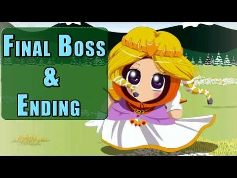 South Park The Stick Of Truth - FINAL BOSS & ENDING Walkthrough PS3/XBOX360/PC HD