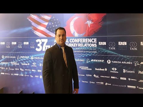 ATTORNEY AYHAN OGMEN - 37th ANNUAL CONFERENCE ON US - TURKEY RELATIONS