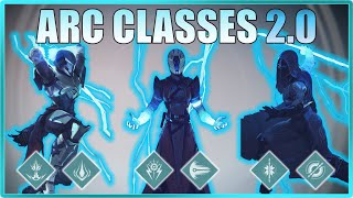 Here's How The Arc Subclasses Can Be Updated To The Stasis Model | Destiny 2