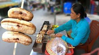 Việt Kiều bán chuối nướng gây mê MC Thanh Bạch nhờ tô nước bí truyền