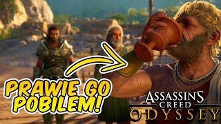 PRAWIE POBIŁEM PIJAKA! | Assassin's Creed Odyssey: Mroczne Dziedzictwo! | DLC #08