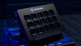 Elgato Stream Deck Unboxing & Overview - WORLD FIRST