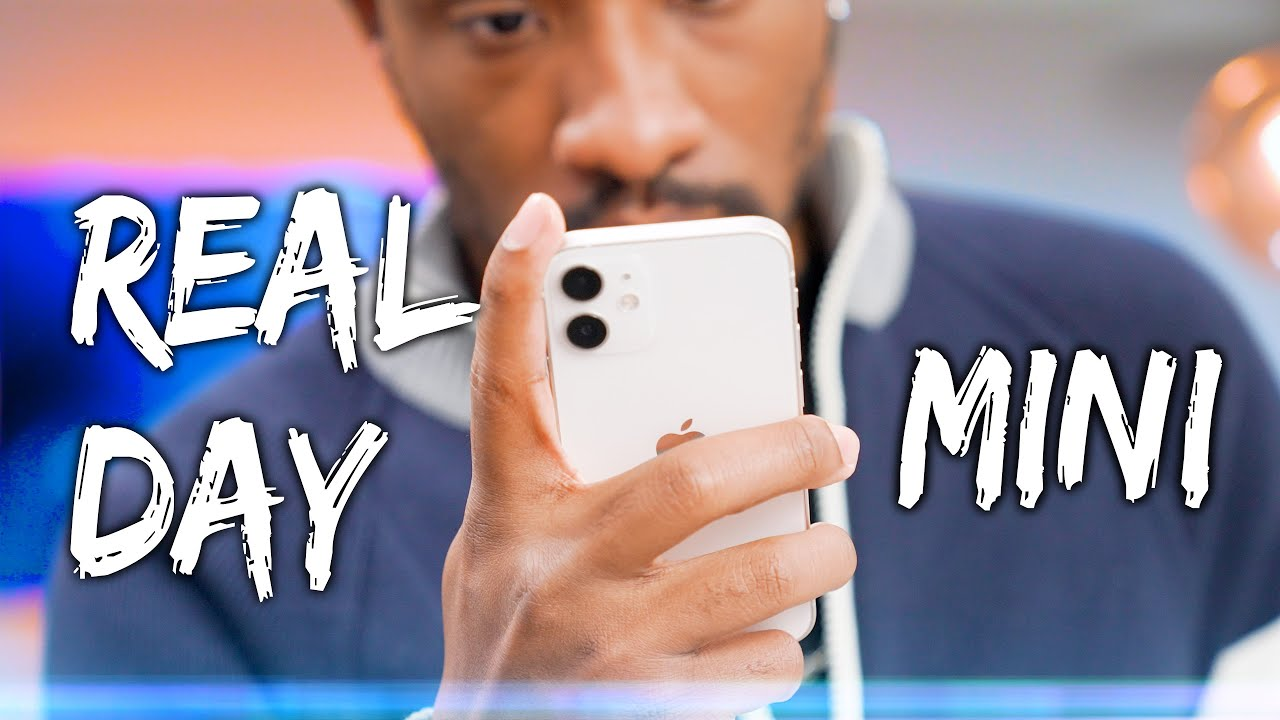 iPhone 12 Mini – REAL Day in the Life Review!