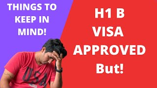 My H1B Visa was APPROVED but I had to WITHDRAW IT! Ft. Abhinav