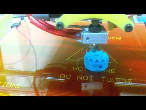 Máy in 3D, printer retrac gear