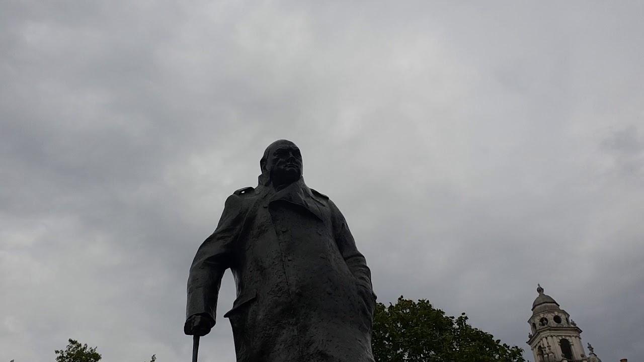 Winston Churchill was a racist