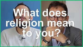 Face 2 Face - Cyrus North & Michel Sarran - Religion: Good or bad?